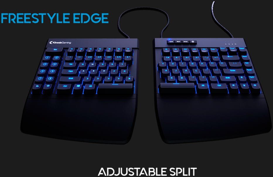 Freestyle Edge Split Keyboard