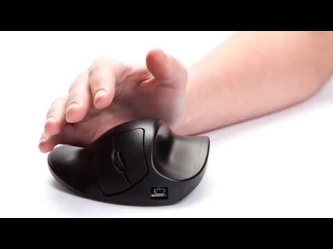 Безпроводная мышка HandShoe