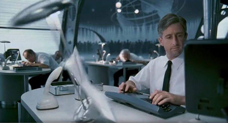 клавиатура из фильма люди в черном kinesis advantage 2