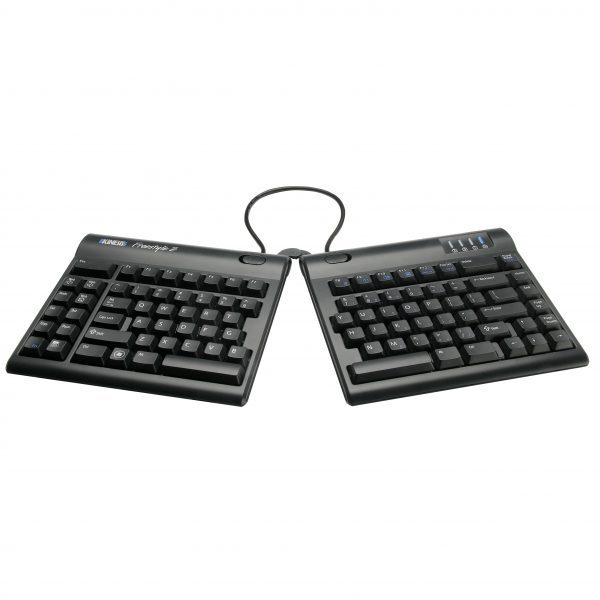 Эргономическая клавиатура Kinesis Freestyle2 for PC