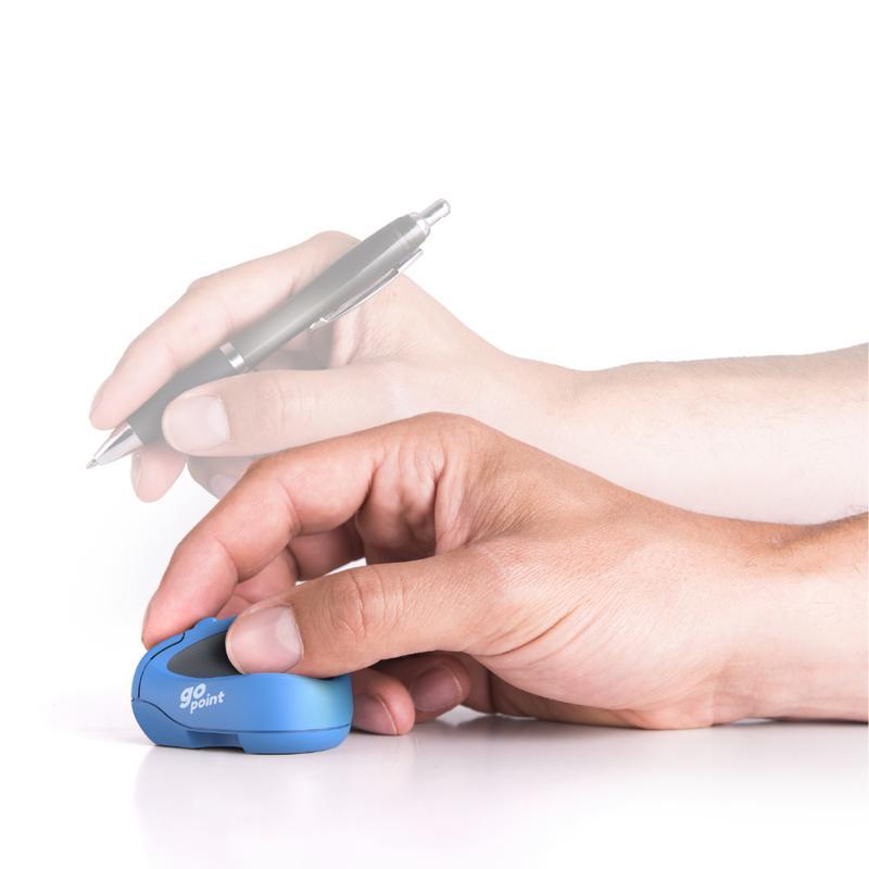 захват мышки для путешествий как у ручки