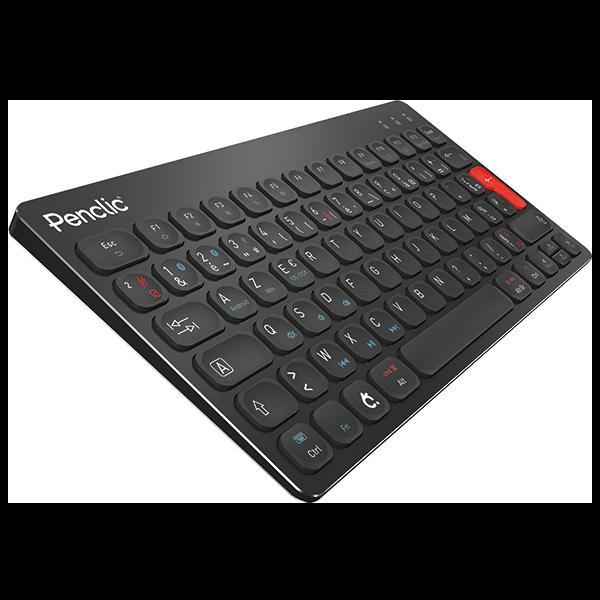мини-клавиатура с bluetooth penclic