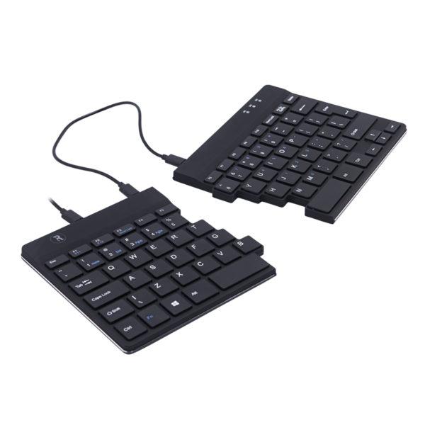 r-go split break компактная разделенная клавиатура